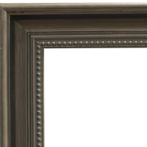 2446 Dark Pewter Mirror Frame