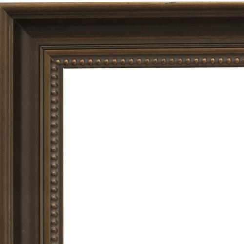 2447 Dark Bronze Mirror Frame