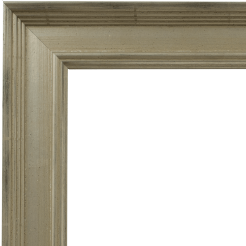 4045 Classic Silver Mirror Frame