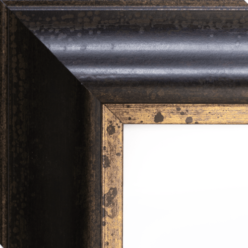4137 Cambridge & Gold Mirror Frame
