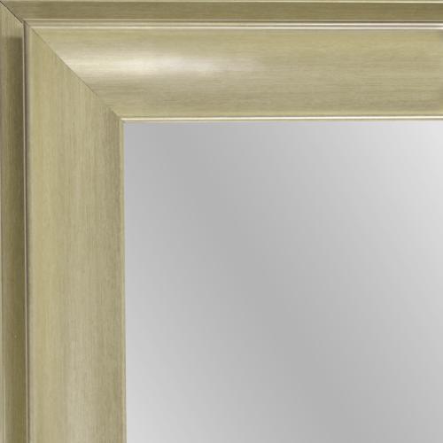 4165 Tempo Golden Scoop Framed Mirror