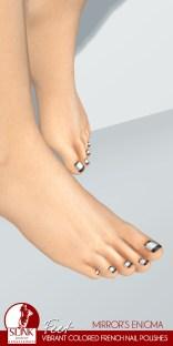 SLink-Feet-FrenchNailsVibrant
