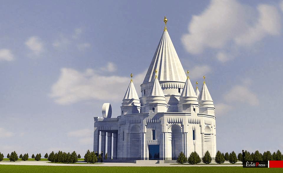 New Yazidi Temple In Yerevan To Open This Year The