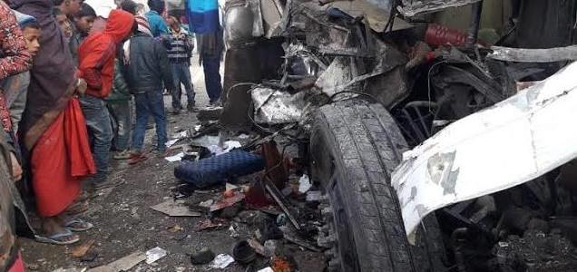 उत्तराखंड की टूरिस्ट बस दुर्घटनाग्रस्त, दो की मौत और 30 घायल, तीन की हालत गंभीर