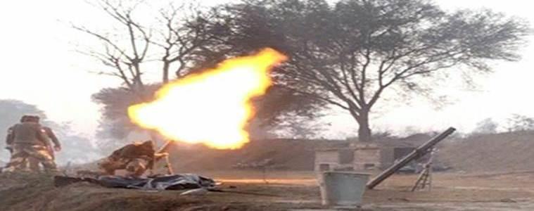 पाकिस्तान ने सीमा पर भारी गोलाबारी शुरू की, भारत के हवाई हमले के बाद युद्धविराम उल्लंघन जारी