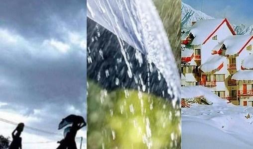 उत्तराखंड – अगले 6 दिन इन 5 जिलों के लोग रहें सतर्क, मौसम विभाग की सख्त चेतावनी