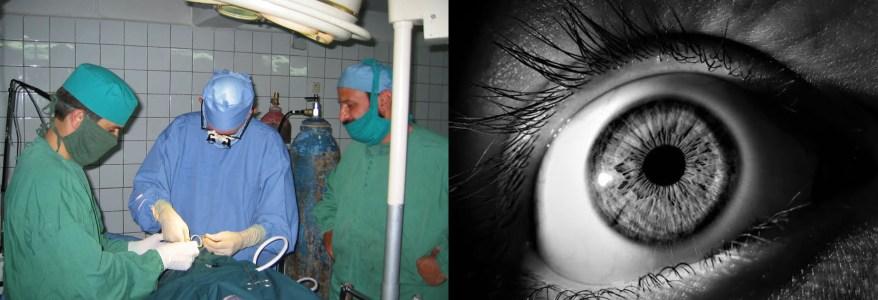 महिला की आंख में दिखा कुछ ऐसा कि डॉक्टर हो गए हैरान, ऑपरेशन थिएटर सुरक्षा कारणों से किया बंद