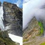 हिमालय में 13500 फीट की ऊंचाई पर स्थित है अद्भुत पानी का झरना, धीरे-धीरे हो रहा है लोकप्रिय