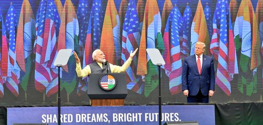 अमेरिका में मोदी और ट्रंप ने एकसाथ कहा कुछ ऐसा कि सुनकर रातभर नहीं सोया होगा पाकिस्तान