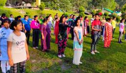 नैनीताल के सातताल में चल रहा है YMCA का विशेष ट्रैनिंग प्रोग्राम, 100 से ज्यादा महिला शिक्षक ले रही हैं एडवांस प्रशिक्षण