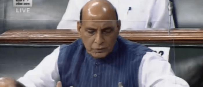 भारत-चीन सीमा LAC पर कैसी है तनाव की स्थिति, पढ़िये रक्षामंत्री राजनाथ सिंह ने बताया