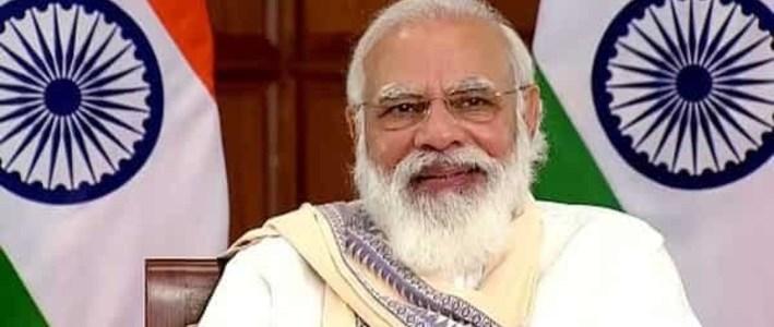 आज प्रधानमंत्री नरेन्द्र मोदी का जन्मदिन, मुख्यमंत्री त्रिवेन्द्र सिंह रावत ने दी बधाई