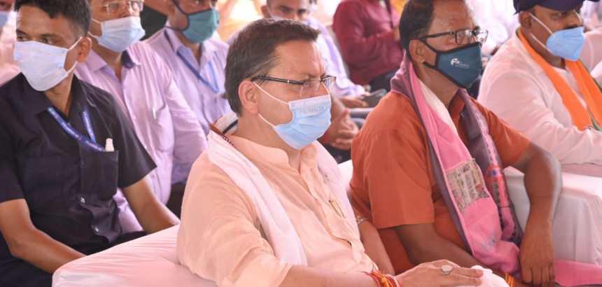 सीएम धामी ने भी सुना पीएम मोदी का 'मन की बात' कार्यक्रम, फिर क्या बोले पढ़िए