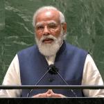 आतंकवाद, अफगानिस्तान से लेकर  संयुक्त राष्ट्र के ऊपर उठ रहे सवालों पर बोले प्रधानमंत्री, UN महासभा में दिया भाषण