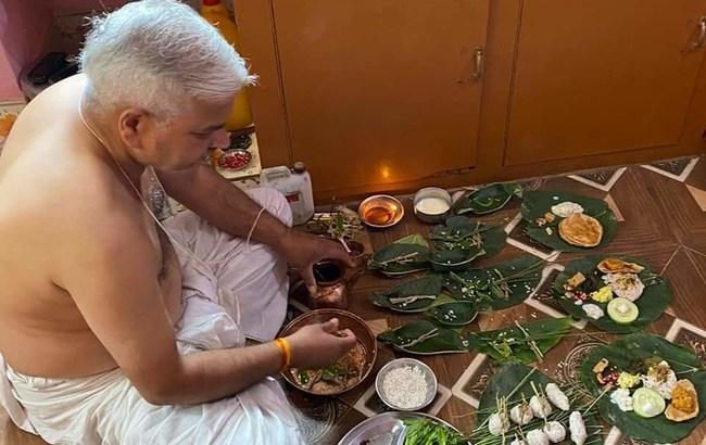 Uttarakhand श्राद्ध और पहाड़, सराद का भात, एक रोचक लेख श्राद्ध की परंपरा पर