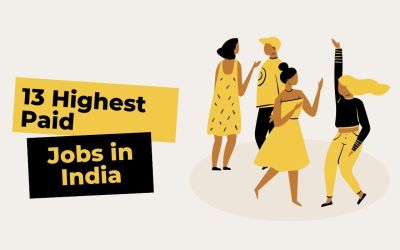 13 Highest Paid Jobs in India