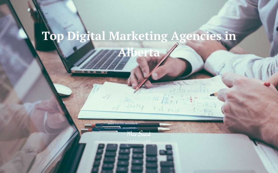 Digital Marketing Agencies in Alberta