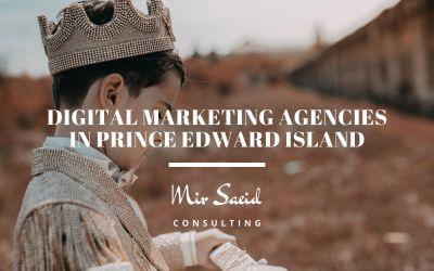 Digital Marketing Agencies in Prince Edward Island