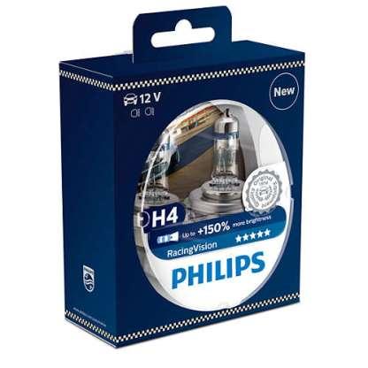 Лампа PHILIPS H4