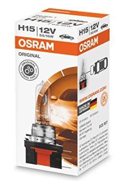 Лампа OSRAM Original Line H15 12V 55/15W 1шт. 64176