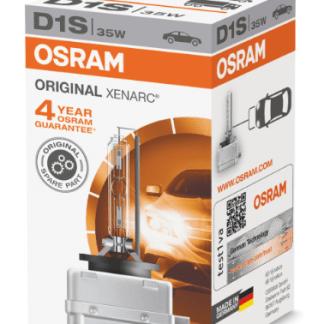 Лампа ксеноновая OSRAM Xenarc Original D1S 85V 35W 1шт. 66140
