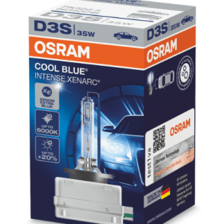 Лампа ксеноновая OSRAM Xenarc Cool Blue Intense D3S 42V 35W 1шт. 66340CBI