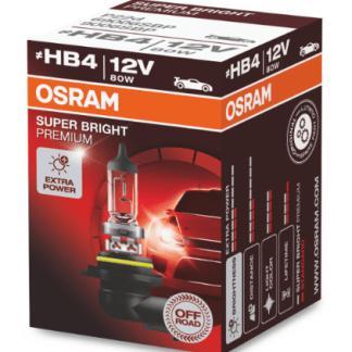 Лампа OSRAM Super Bright Premium HB4 12V 80W 1шт. 69006SBP