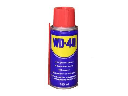 Смазка универсальная WD-40 100мл.
