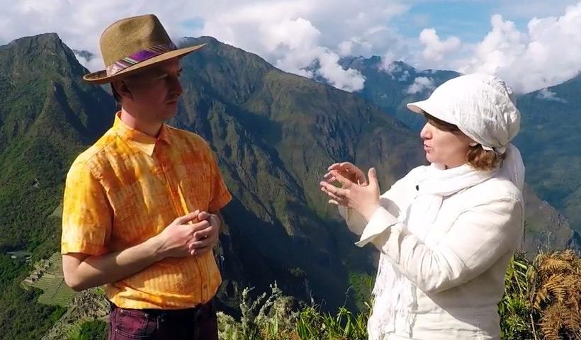 Экспедиция в Перу с Леной Вороновой: Мачу Пикчу