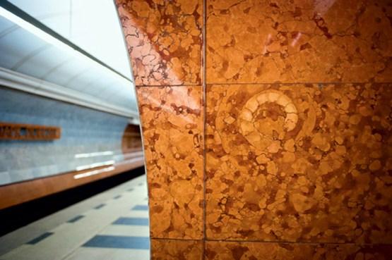 Станция метро Парк Победы