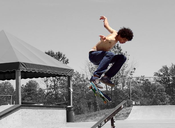 Skateboarding Life Lessons