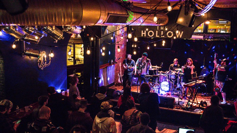 Multi-Cam Video of Cousin Earth at The Hollow in Albany, New York