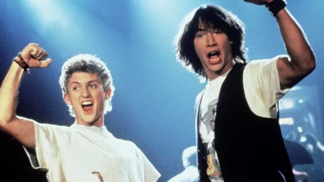 Bill & Ted 3 Is Finally On It's Way