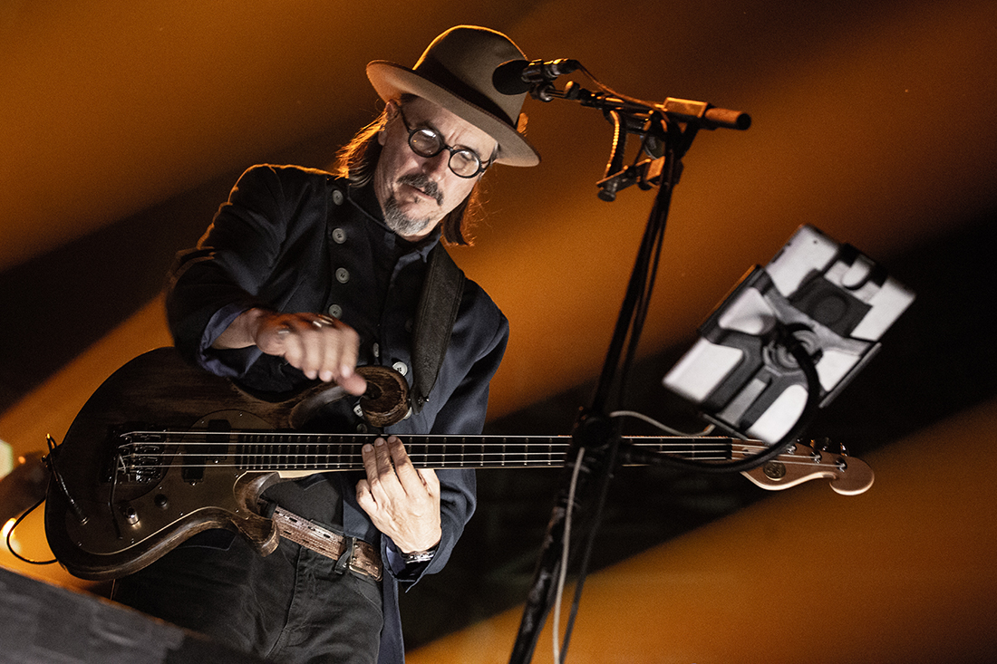 Primus Rolls Into Glens Falls, New York