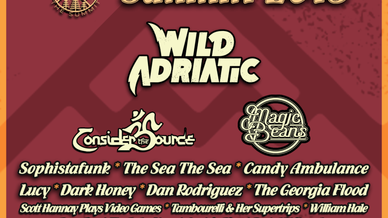 Wild Adriatic Announces The Summit 2018 Festival Lineup
