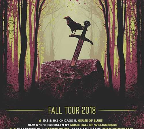 Spafford Announces Fall Tour Dates