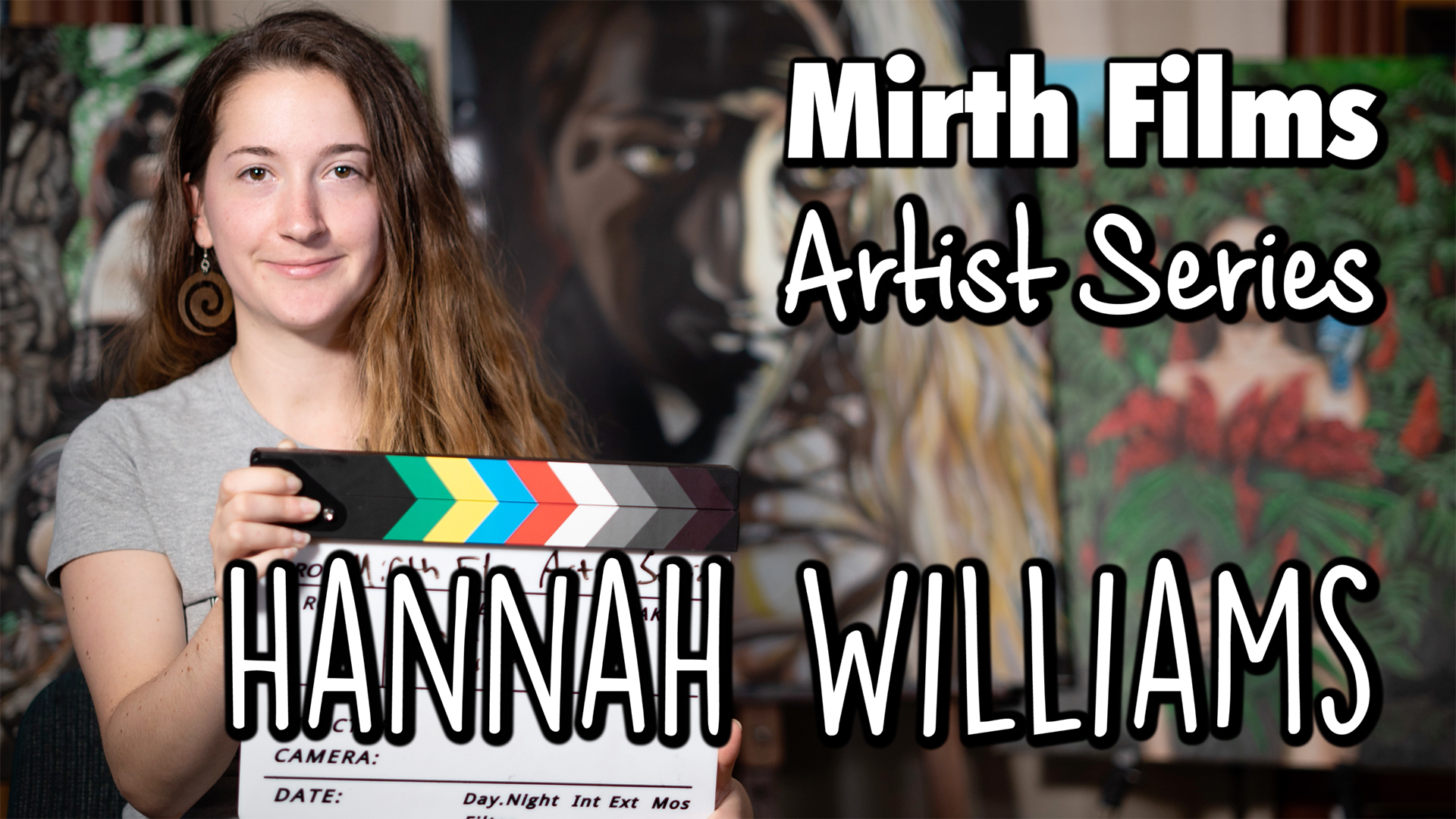 Artist Series: Hannah Williams