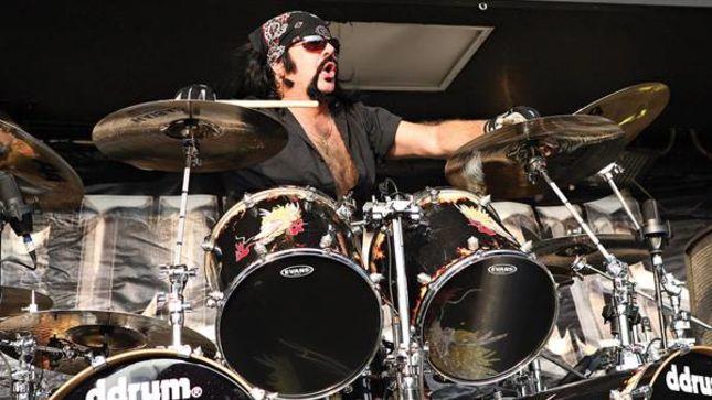 Pantera Drummer Vinnie Paul Dies In His Sleep