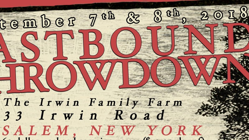 Eastbound Throwdown Music Festival Announces Daily Schedules