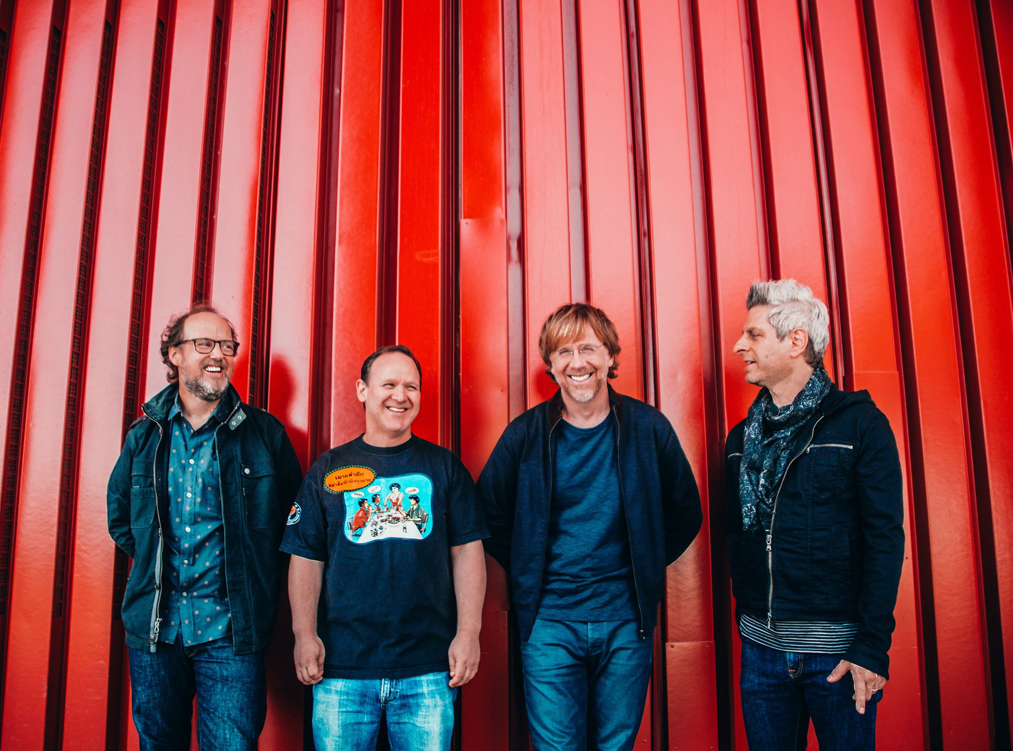 Phish Will Be Returning to Mexico in February 2019