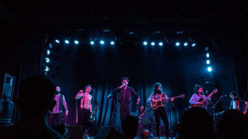 GALLERY: Bella's Bartok and The Blind Owl Band in Syracuse, NY September 14th, 2018