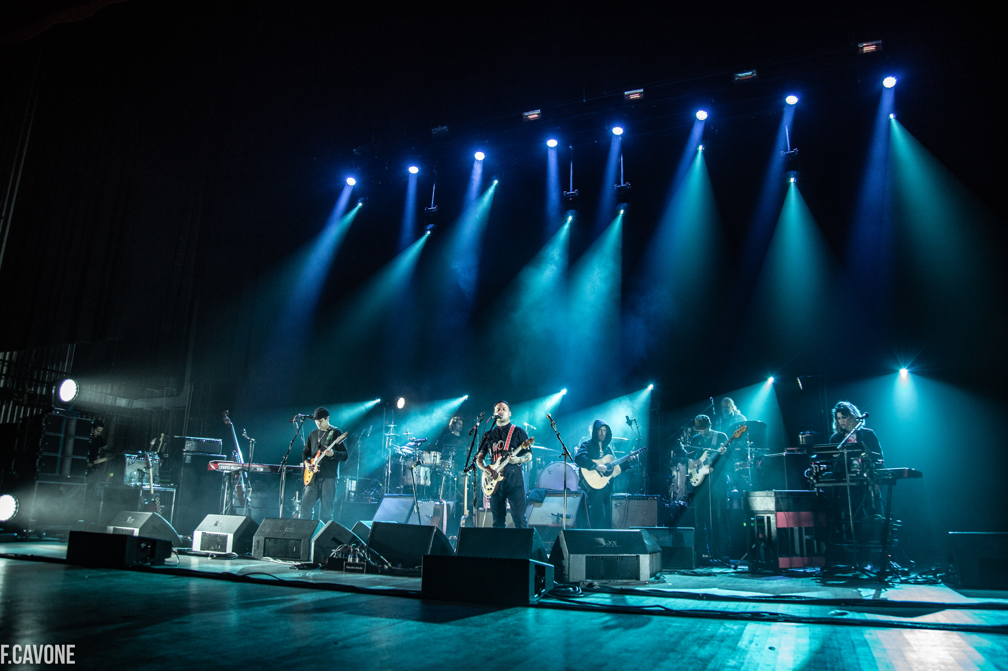 Modest Mouse Graces The Palace Theatre in Albany, NY