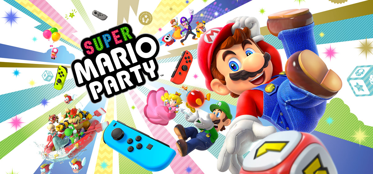 Super Mario Party Guide: Part 1