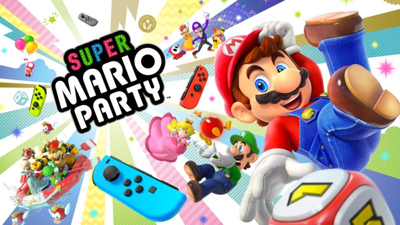 Super Mario Party Guide: Part 1
