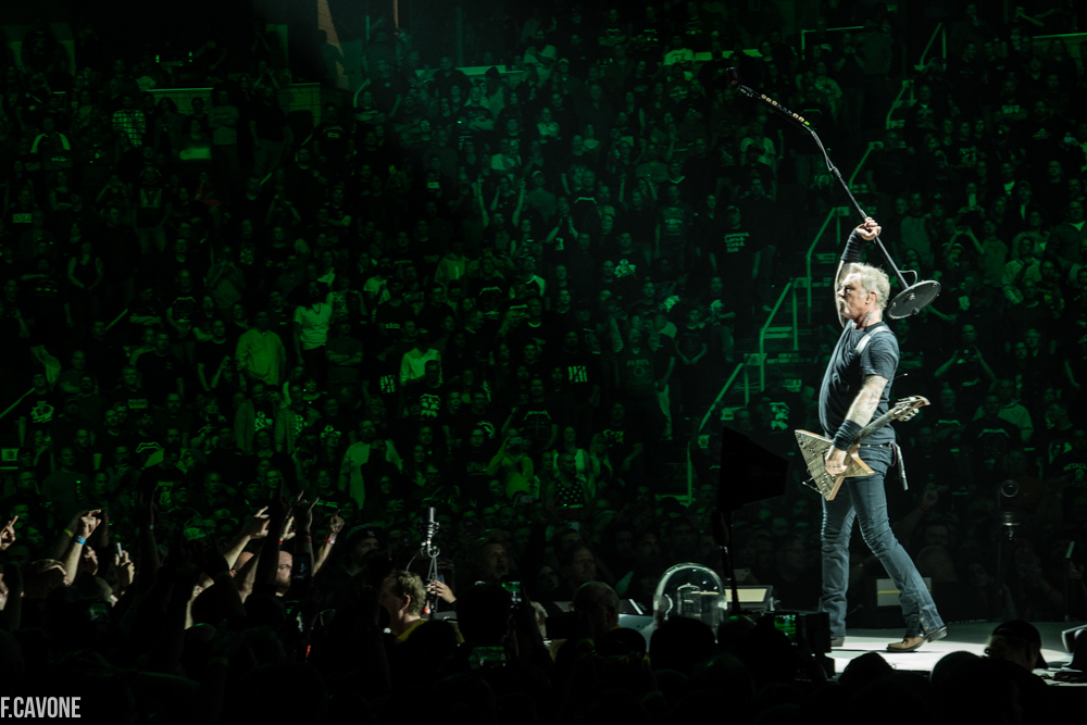 Metallica Brings Their WorldWired Tour to Albany, NY