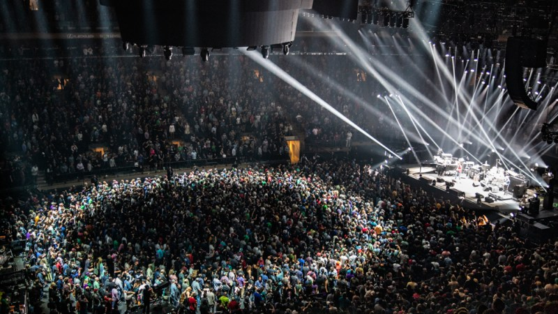 RECAP: PHISH NEW YEARS RUN 2018 NIGHT 2