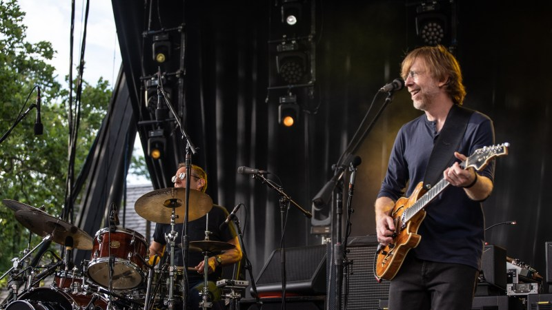 Trey Anastasio Releases New Album 'Lonely Trip'