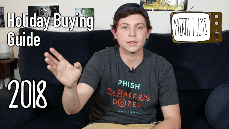 2018 Holiday Buying Guide!