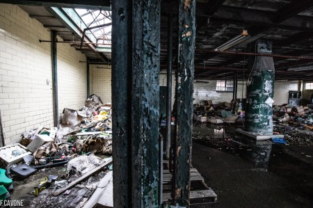 Tobin's Abandoned First Prize Center - Albany, NY (12 of 25)