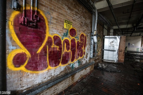 Tobin's Abandoned First Prize Center - Albany, NY (22 of 25)